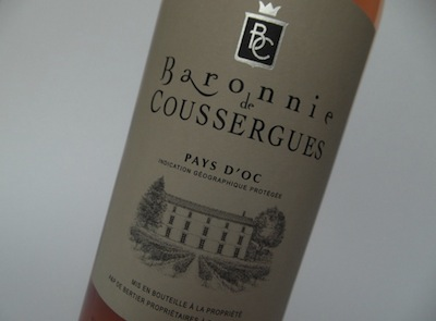 Baronnie Coussergues Rose